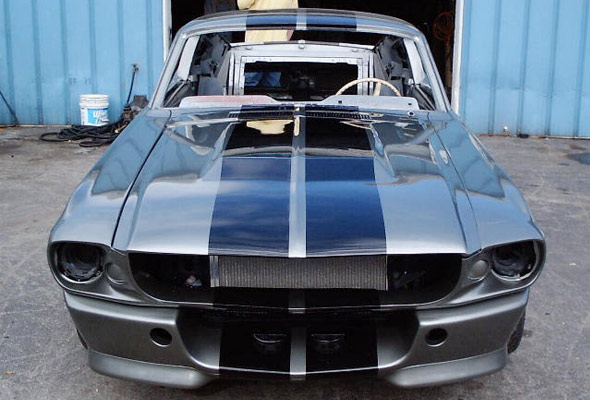 Ford Mustang Kit Eleanor