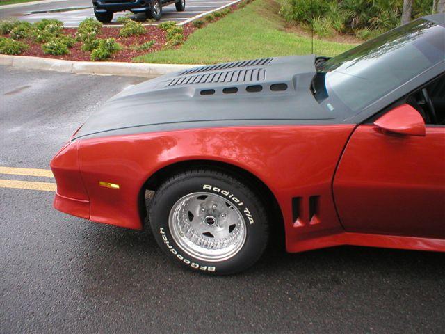 Chevy Camaro Kit 1982 1992 Stinger Wide Body Turbo