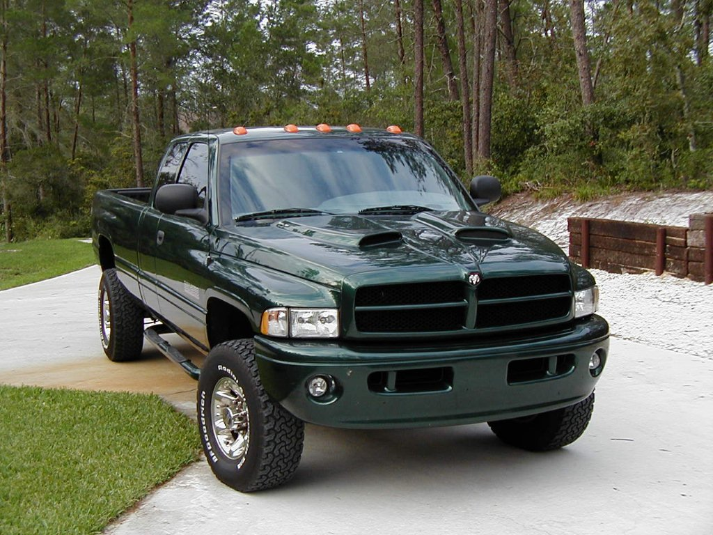 Sfdr B on 1997 Dodge 2500 Body