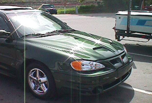 Chevy Camaro 2005 >> Pontiac Grand Am Hood 1999-2005, Ram Air, SD - American Sports Car