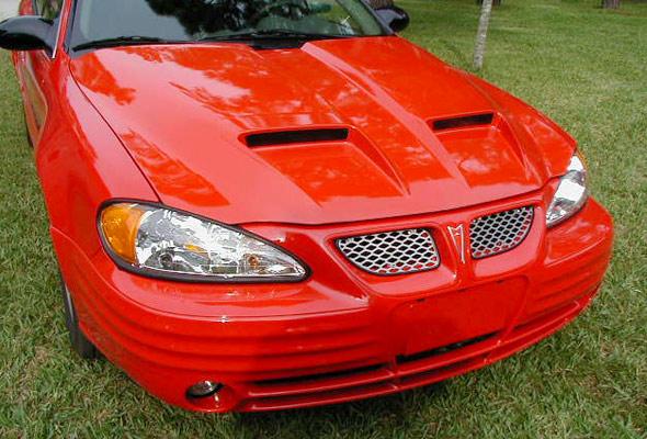 Pontiac Grand Am Hood 1999 2005 Ram Air Sc T American