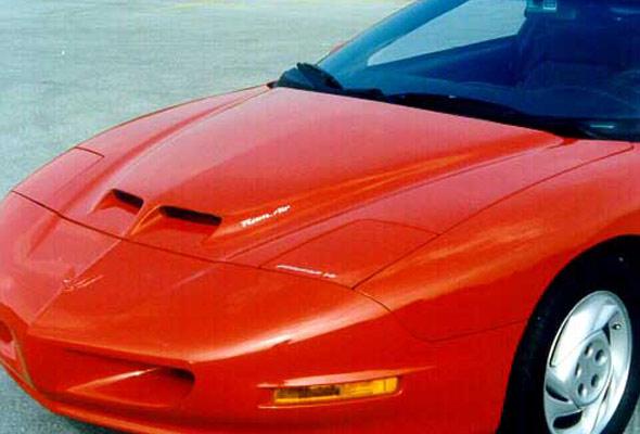 Pontiac Trans Am Firebird Hood 1993 1997 Ram Air Ws 6