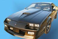 camaro front bumper w spoiler 82-92
